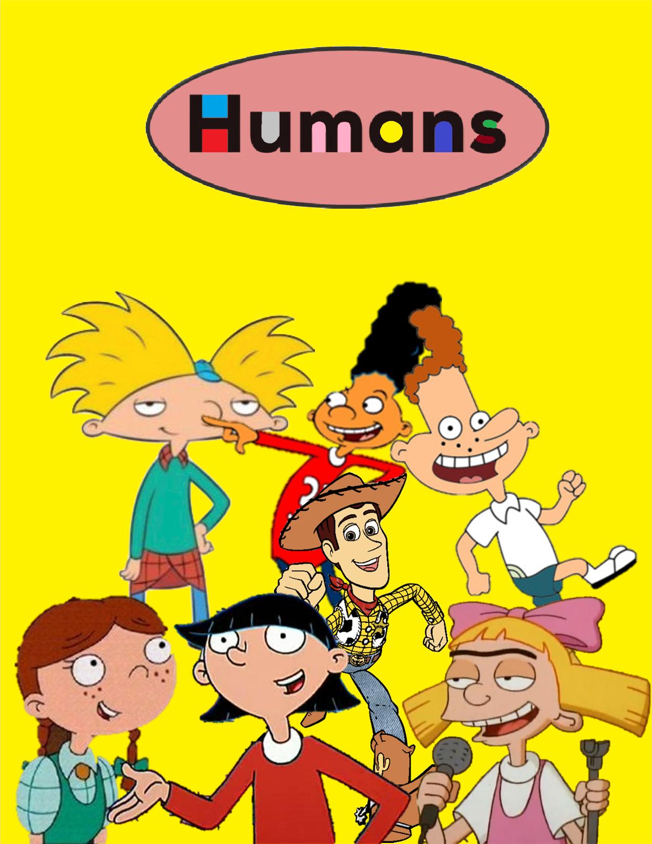 Humans (Rugrats)