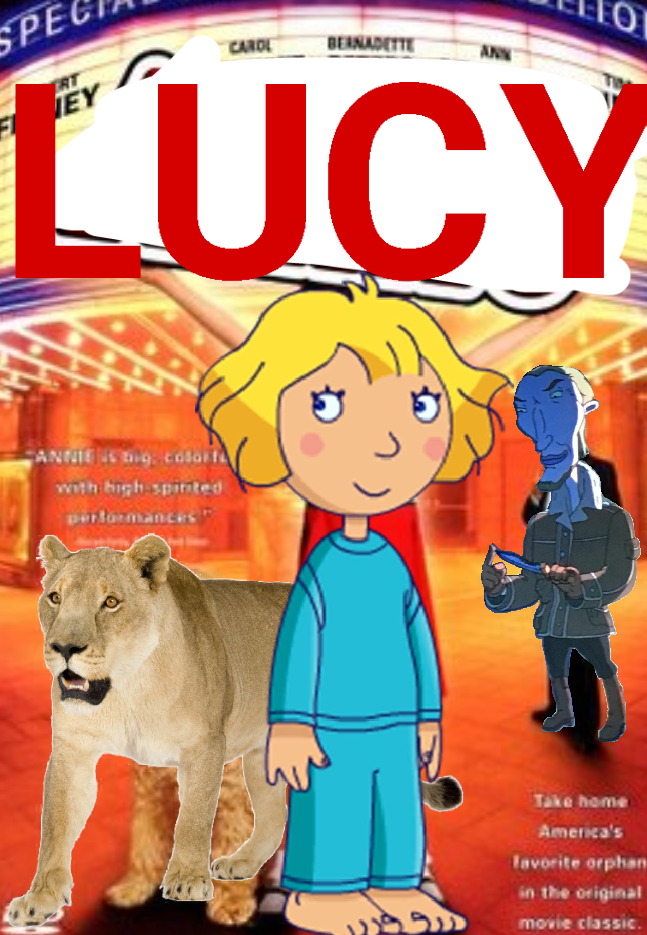 Lucy Griff (Annie) Franchise