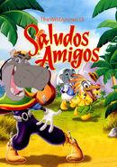 Saludos Amigos (TheWildAnimal13 Animal Style) Poster