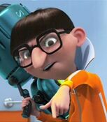 Vector in Despicable Me