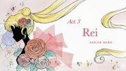 Act 3. Rei, Sailor Mars (Title Card)