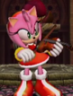 Amy on Violin