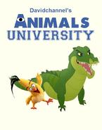 Animals University (2013) DVD