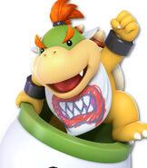 Bowser Jr. in Super Smash Bros. Ultimate