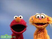 Elmo and Zoe (Sesame Street)