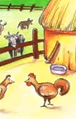 Jumpstart firstgrade congo safari cows chickens