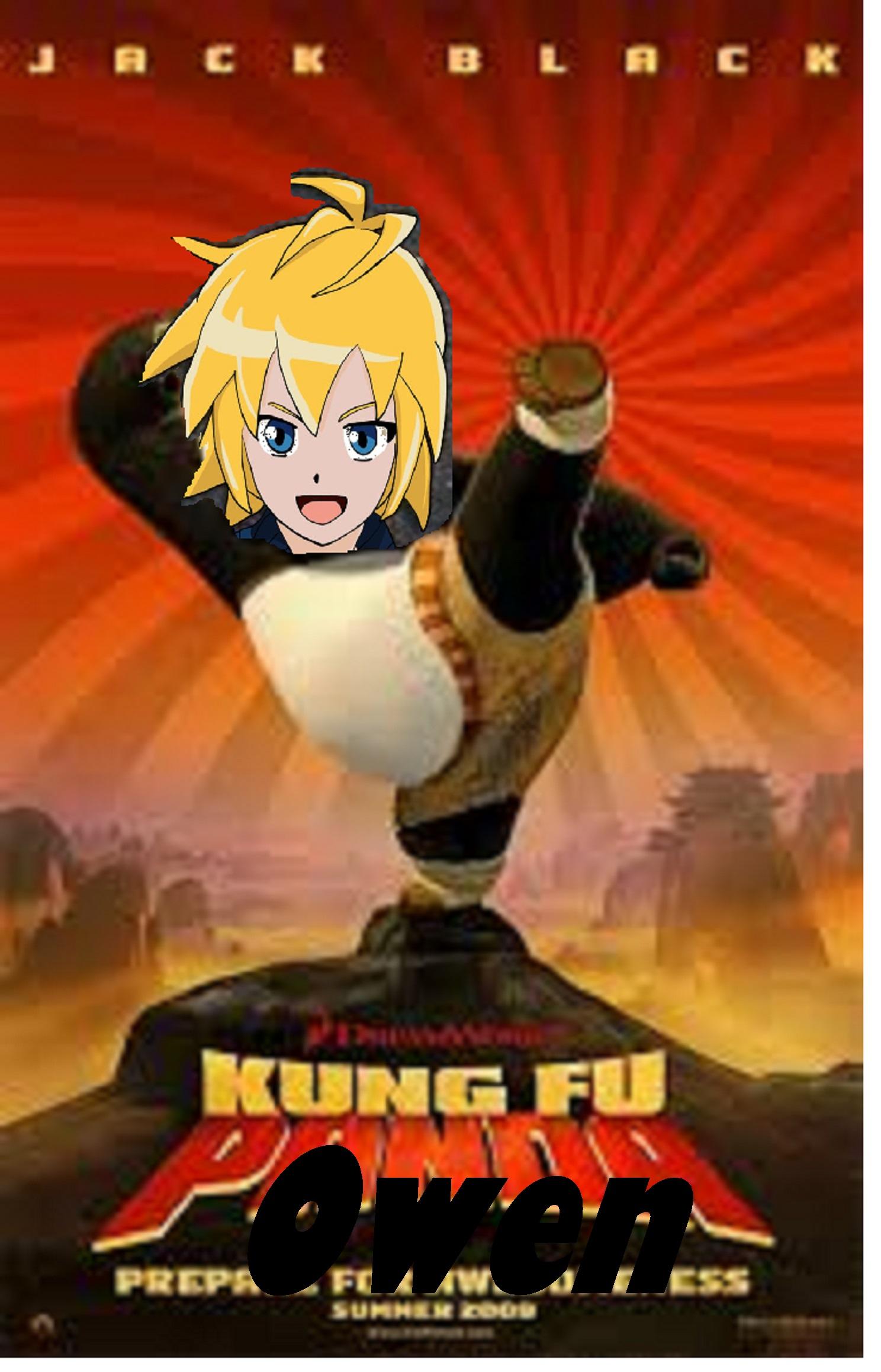Kung Fu Owen (DinosaurKingRockz Style)