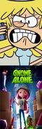 Lori Loud Hates Gnome Alone