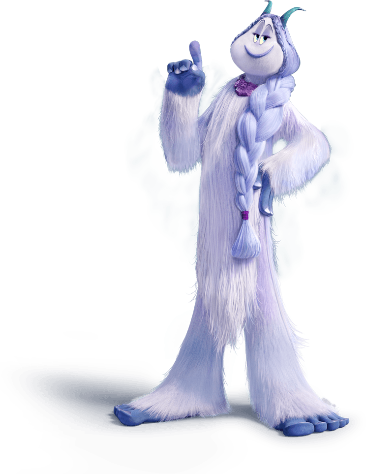 Abominable (Gender Swapped)