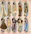 Pocahontas in 20th century fashion by BasakTinli