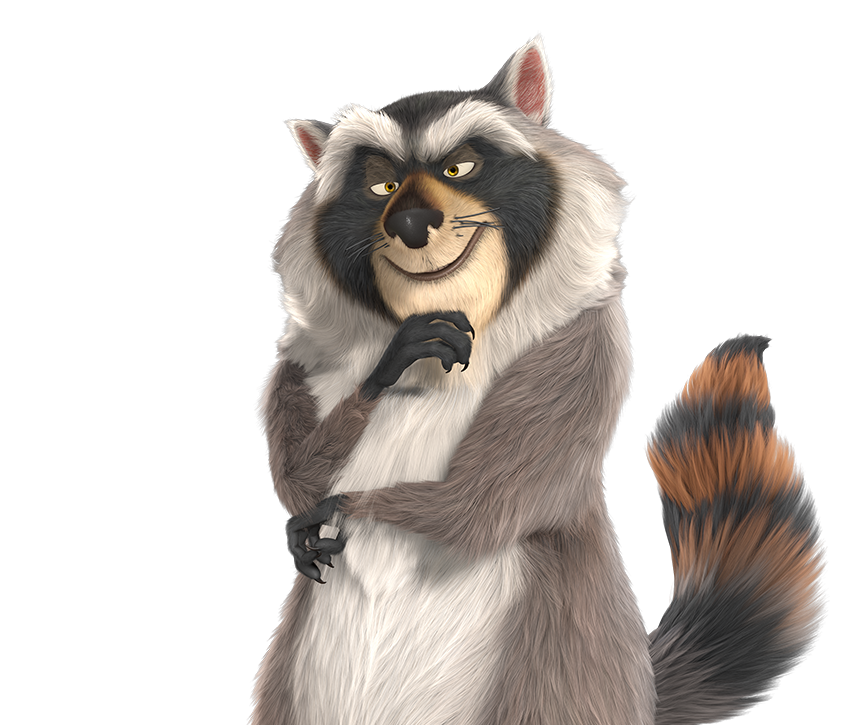 Raccoon (The Nut Job)