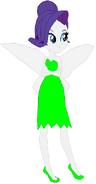 Rarity as Tinker Bell