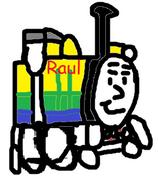 Raul as Yaemon.