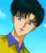 Tuxedo Mask in Sailor Moon R the Movie