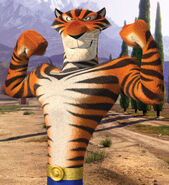 Vitaly the Tiger