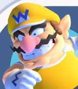 Wario in Mario and Sonic at the Olympic Games Tokyo 2020