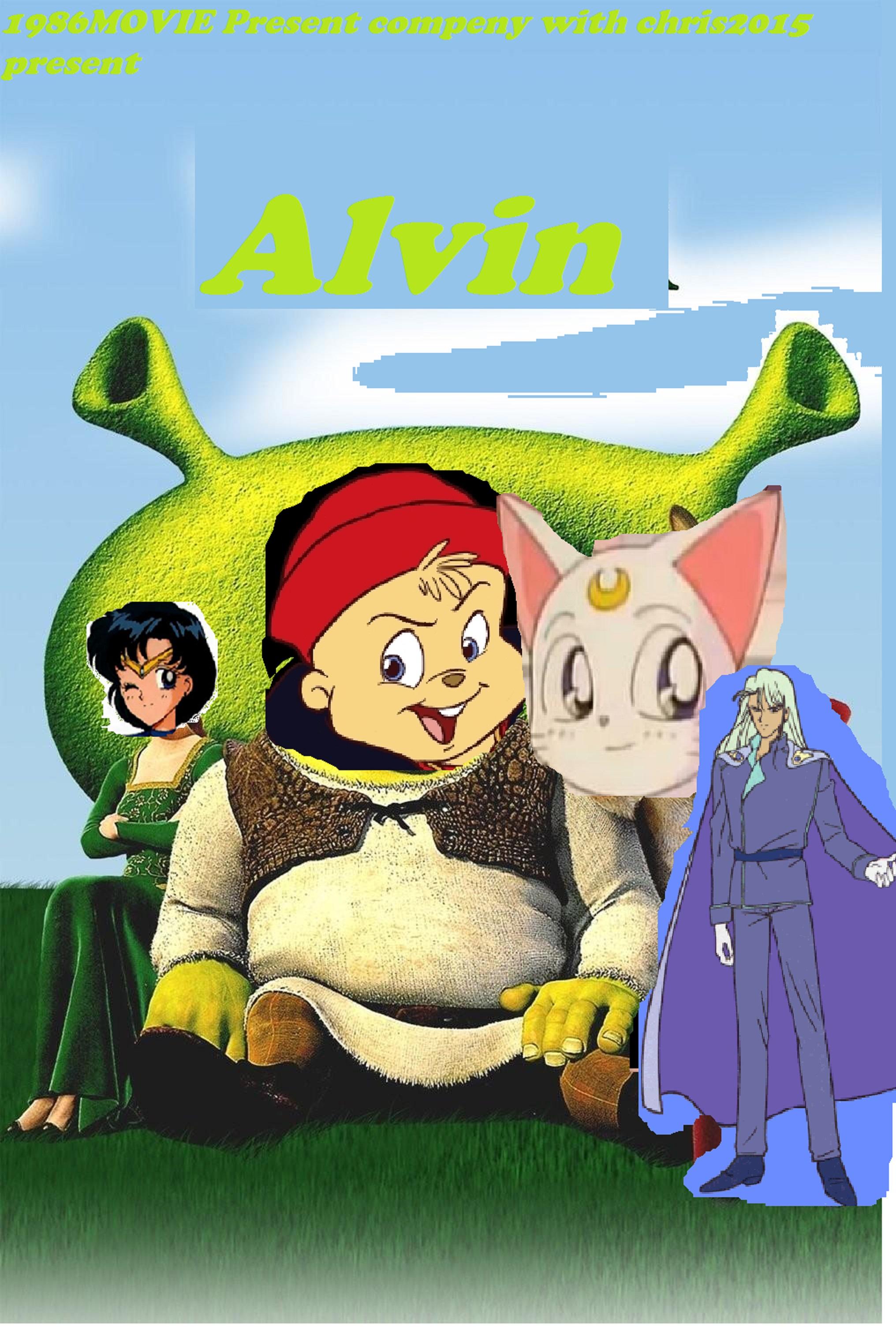 Alvin (Shrek)
