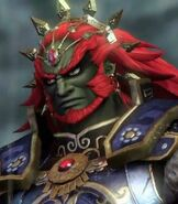 Ganondorf in Hyrule Warriors