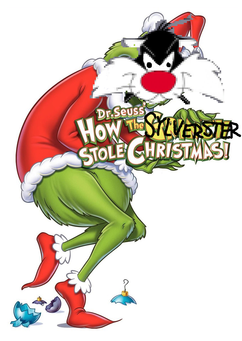 How The Sylvester Cat Stole Christmas (James Graham's Style)