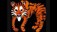 Safari Island Tiger