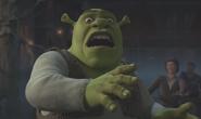 Shrek Screaming in Thriller Night