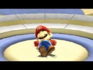 Super Mario Galaxy Mario Sleeping