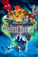 The Haunted Mansion (2003; TheWildAnimal13 Animal Style) Poster