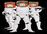 The Horrid Lorries as Other Stormtroopers.