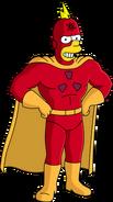The Simpsons Radioactive Man
