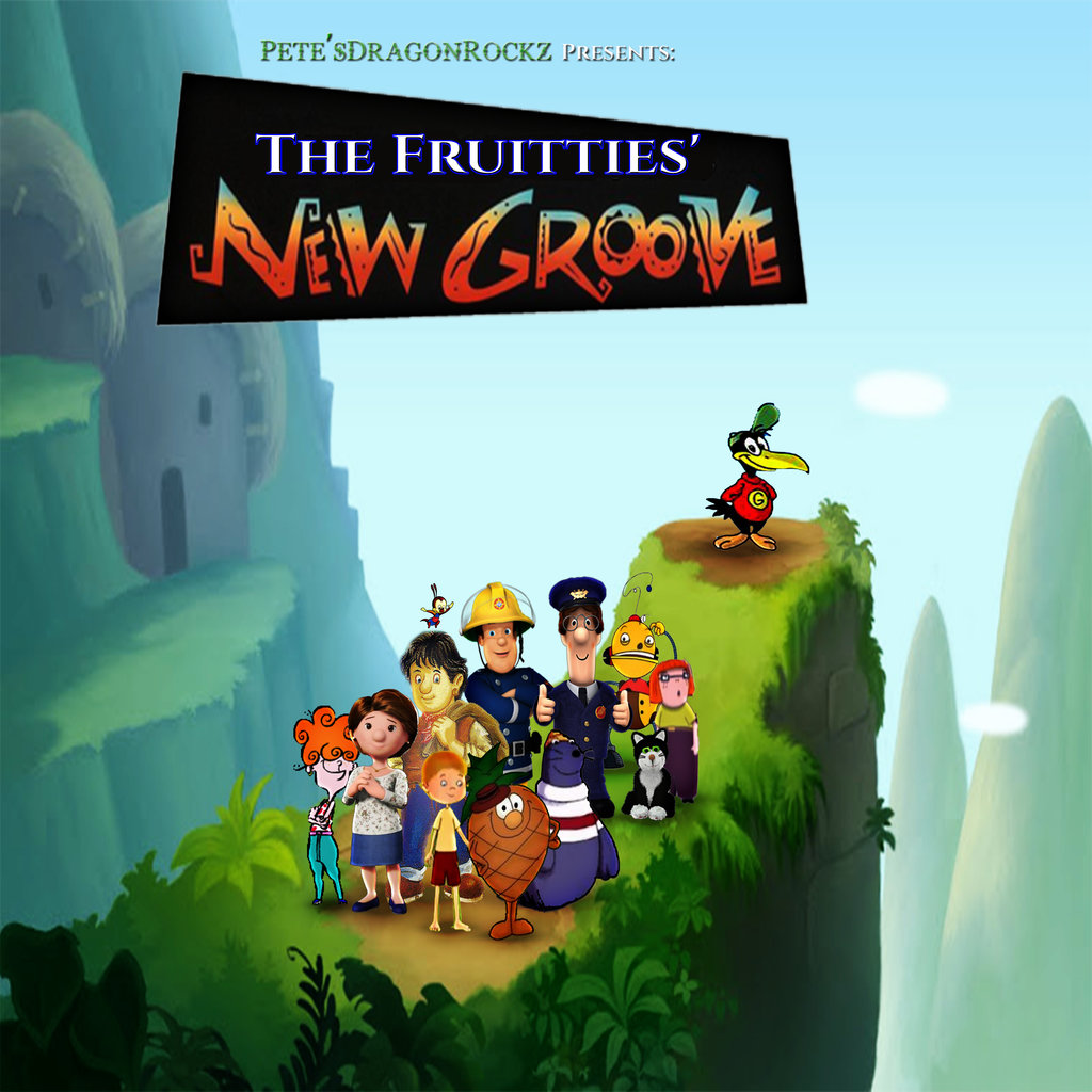 The Fruitties' New Groove