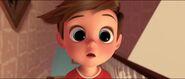 Tim shocked