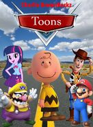 Toons (Cars, Charlie BrownRockz Style; 2006) Movie Poster