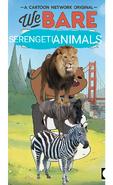 We Bare Serengeti Animals (NR1GLA Style) Poster