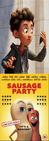 Alex (Emoji Movie) Hates Sausage Party (2016)