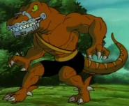 Bad Rap the Raptor