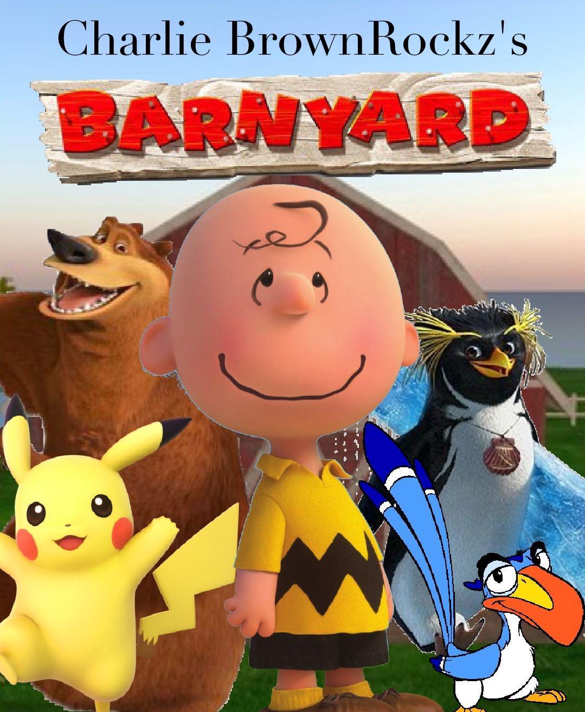 Barnyard (Charlie BrownRockz)