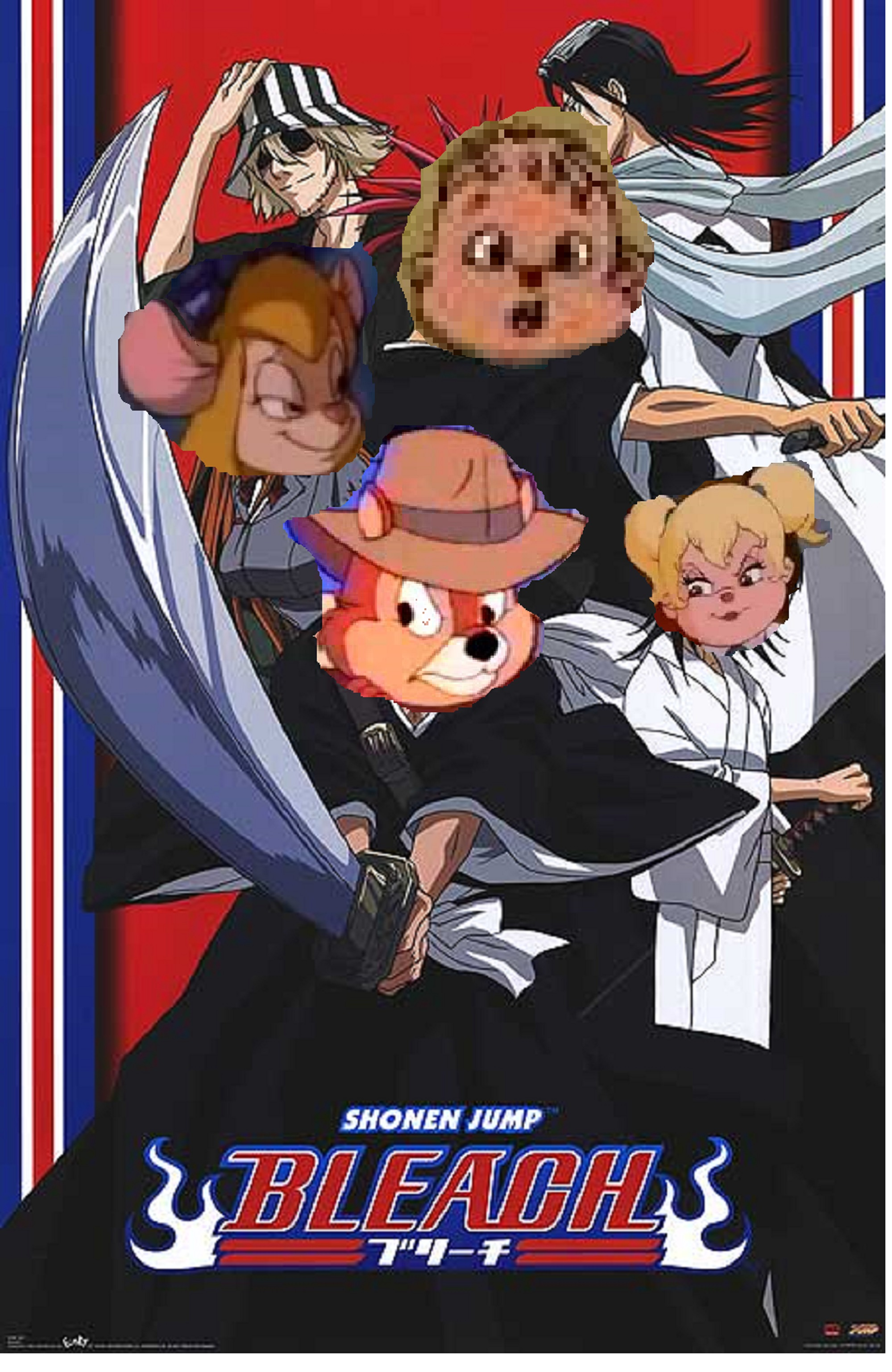Bleach (399Movies Animal Style)