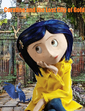 Coraline and the Lost City of Gold Poster