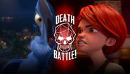 Death Battle - Blu vs Felicie Milliner (aka Felicie Girl)