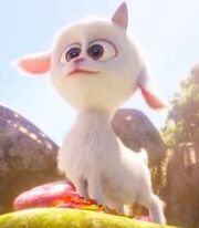 Lucky The Goat in Dispicable Me 3.jpg
