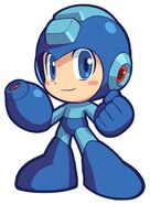 Mega man powered up conceptart VDGXP