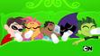 Tween Titans (Hero Form) Sleeping