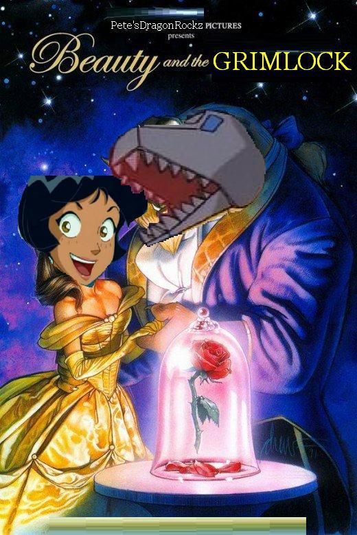 Beauty and the Grimlock