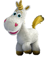 Buttercup Toy Story 3 render