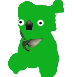 Carl the Koala