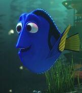 Dory in Kinect Rush - A Disney Pixar Adventure