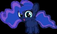 Filly Princess Luna