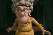 Granny Puckett suit