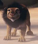 Lion (Jock the Hero Dog)
