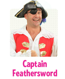 Captain Feathersword